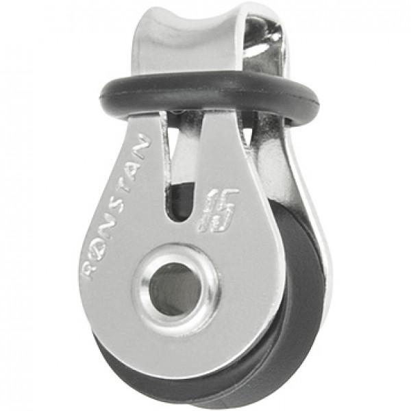 Ronstan-RF15101-Bozzello Ø15mm con anello in gomma scotta Max. Ø5mm-31