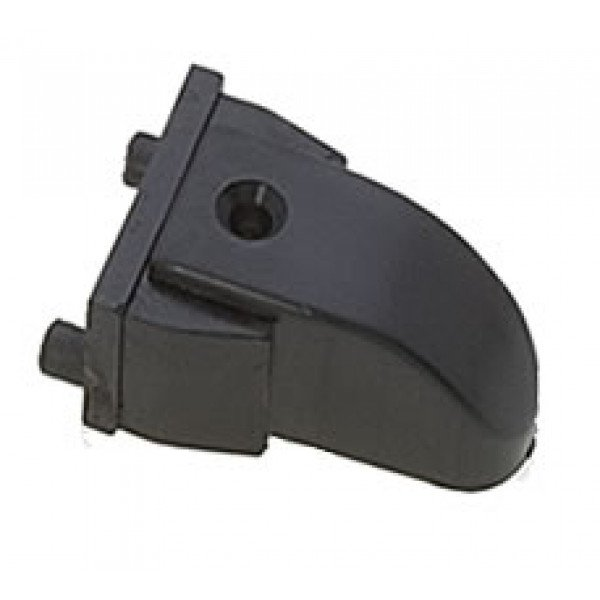 Viadana-24.46-Terminale nylon con ammortizzatore per rotaia 25mm-30