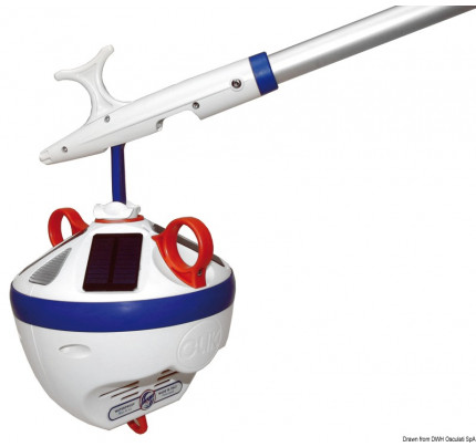 Osculati-PCG_39062-Click: radio remote controlled self-flooding buoy for retrieval of the mooring line ((lazy line)-20