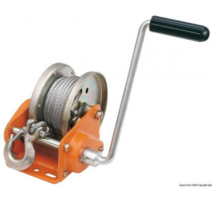 Osculati-PCG_26038-ROCK winch with automatic lock-20