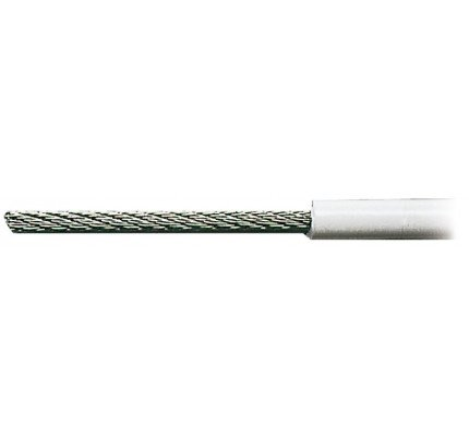 Osculati-PCG_376-Cables made of AISI 316 stainless steel coated with white PVC-20