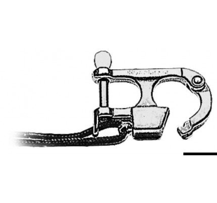 Osculati-PCG_579-Stainless steel snap-hook for water skiing complying with Ri.Na standard (declaration 165/06/DIP dated 18/04/1988)-20