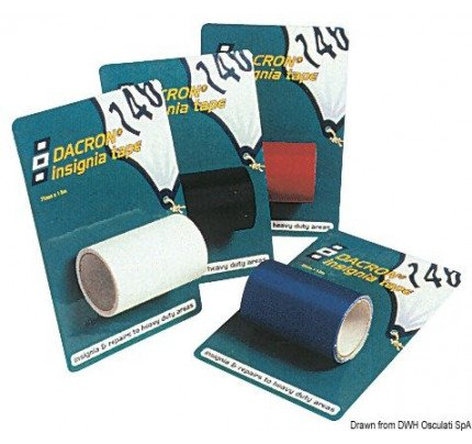 PSP Marine Tapes-PCG_13795-PSP Dacron Insigna self-adhesive tape for repairs-20