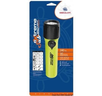 Osculati-12.170.04-Compact Sub-Extreme underwater LED torch-20