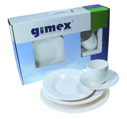 Gimex-FNI2563514-WHITE DREAMS SET 4 PERSONE 20 PZ.-20
