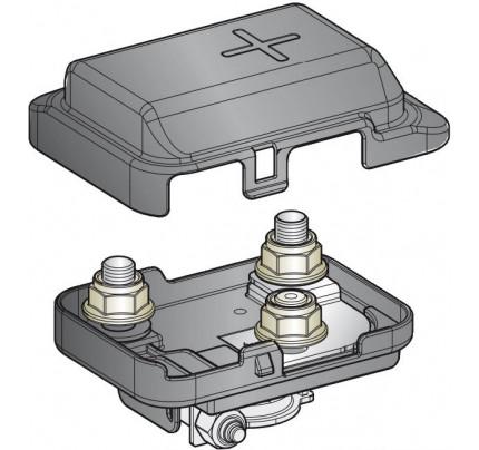Osculati-14.100.38-Power distribution fuse box for Mega fuse-20