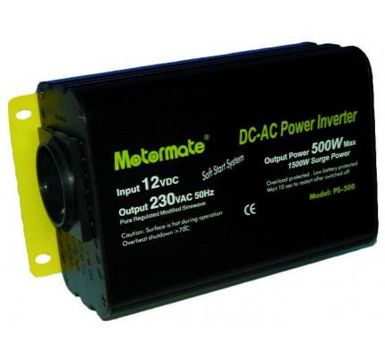 Osculati-14.276.06-S-Inverter Soft START POWER SAVER sistema SWITCH MODE per impieghi gravosi 24V, 700W-2000W-21