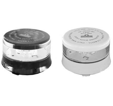 Forniture Nautiche Italiane-PCG_FN4080370-FANALE A LED SERIE HELIOS FONDA PER ASTE TREM/FNI-20