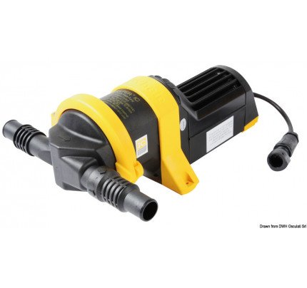 Whale-PCG_25019-WHALE Gulper IC grey water and remote bilge pump-20