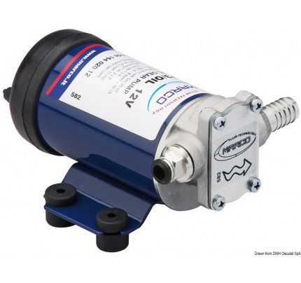 Marco-PCG_14454-MARCO self-priming electric gear pump for oil transfer/change-20