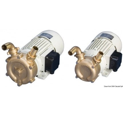 Osculati-PCG_1263-Professional bronze self-priming bilge pump-20