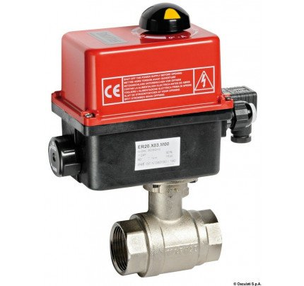 Osculati-PCG_26154-Remote electrocontrolled ball valves PN40-20