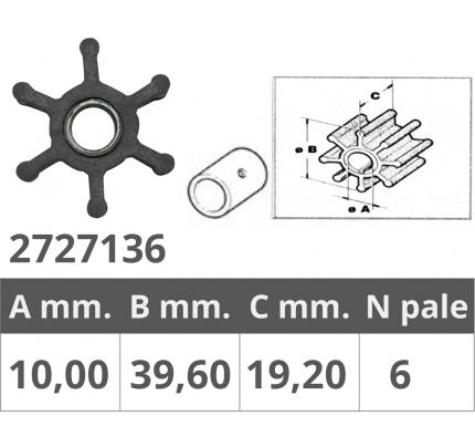 Finnord-FNI2727136-GIRANTE SOLE 321.11.008-20