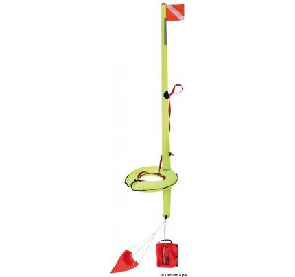 Osculati-22.422.00-DAN BUOY self-inflatable MOB SYSTEM-20