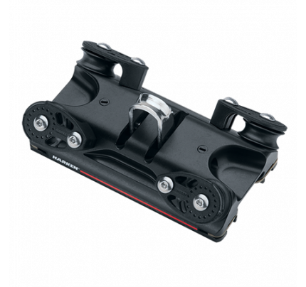 Harken-HKT2741B.HL-27 mm High-Load Car Shackle, 4:1 Carrello alti carichi/grillo/ESP paranco 4:1-20