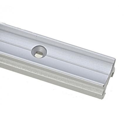 Viadana-24.45-1.5-Rotaia 25mm in lega forata e anodizzata da 1,5m-20