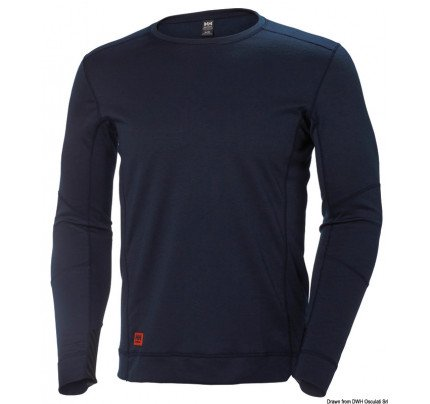 Helly Hansen-24.512.02-HH Lifa Max underware T-shirt navy blue M-20