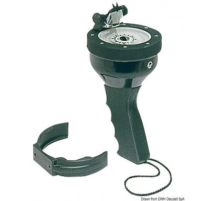 Osculati-PCG_1847-Bearing compass PRISMA with case-20