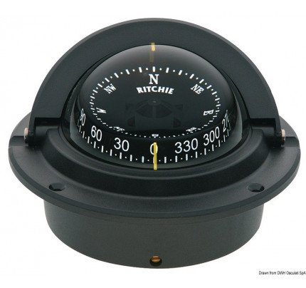Ritchie navigation-PCG_35080-RITCHIE Voyager 3 (76 mm) compasses with compensators and night lighting-20