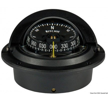 Ritchie navigation-PCG_35083-RITCHIE Wheelmark 3 (76 mm) compasses-20