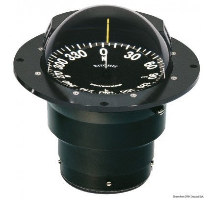 Ritchie navigation-PCG_35095-RITCHIE Globemaster 5 (127 mm) compasses with compensators and night lighting-20