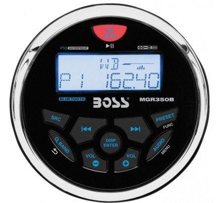 Boss Marine-29.530.05-MGR3508 radio for dashboard-20