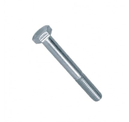 Osculati-316.931-12X100-Bullone Inox a testa esagonale parzialmente filettata 12x100mm DIN931-20