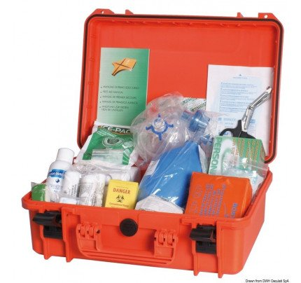 Osculati-PCG_35185-First aid kit, Table D. Made in compliance with Ministerial Decree 01/10/2015 in force as of 18/01/2016-20