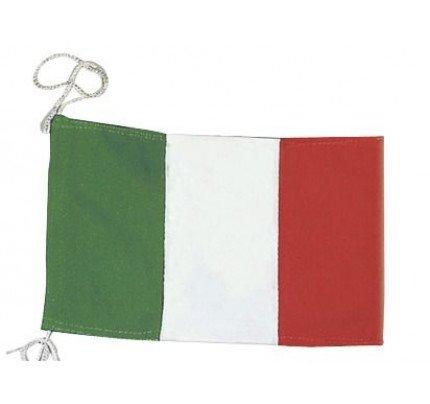 Italian courtesy flag polyester 20 x 30 cm
