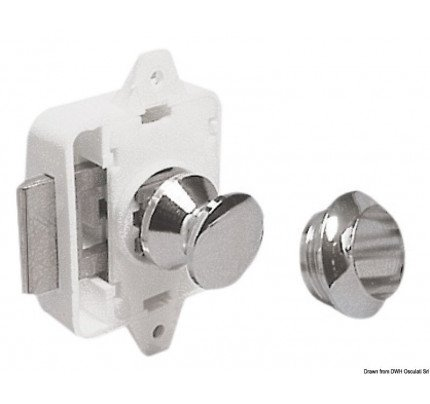 Osculati-PCG_2603-Spring lock for hatches and cabinet doors-20