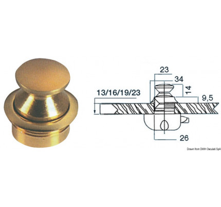 Osculati-PCG_18782-Knob with polished painted brass ring-20