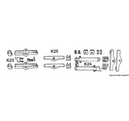 Osculati-PCG_16916-K23, K24, K25 kit for cable connection-20