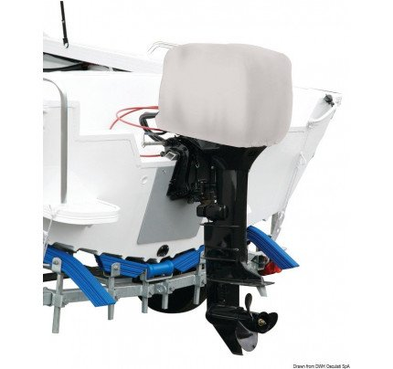 Oceansouth-PCG_28456-OCEANSOUTH Top Quality cover for 2/4-stroke outboard engine Engine head-20