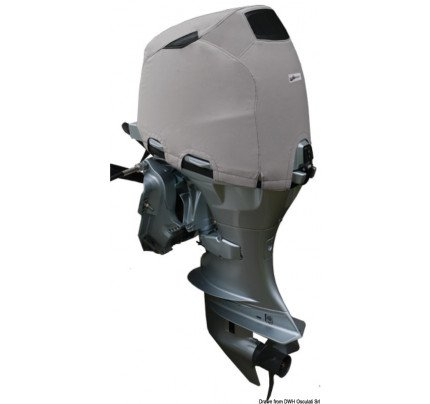 Oceansouth-46.544.19-OCEANSOUTH cover f.HONDA engine 8/10 HP-20