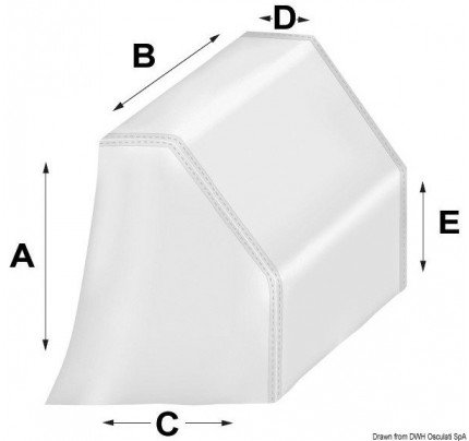 Osculati-PCG_3353-TESSILMARE control panel cover for open boats-20