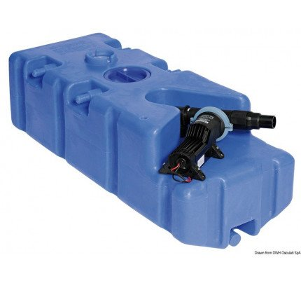 Whale-PCG_24952-Waste water tank with built-in WHALE macerator-20