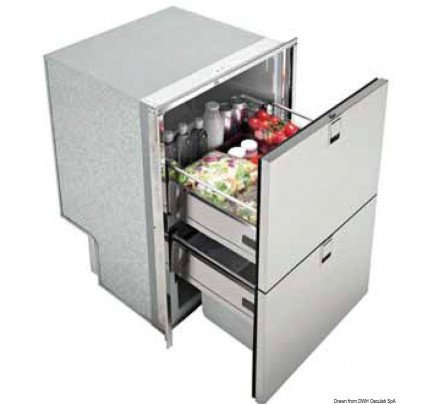 Isotherm-PCG_24989-ISOTHERM Drawer stainless steel refrigerator/freezer-20