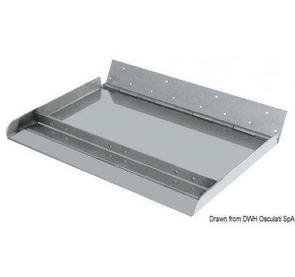 Osculati-PCG_3691-Pair of Maxi series trim tabs, 300-mm depth, fitted with side and central rib.-20
