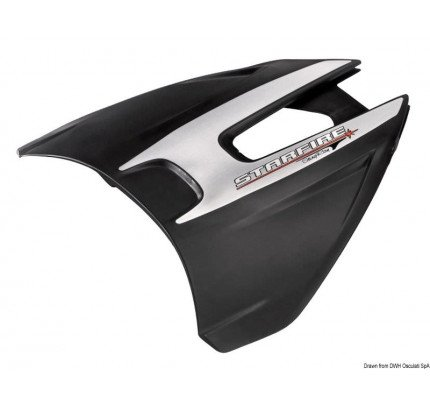 Sting Ray-PCG_35824-Hydrofoil STING RAY Starfire Screwless mounting-20