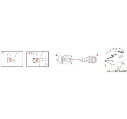 Osculati-PCG_31443-Motor flusher D-20
