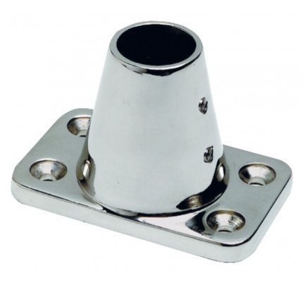 Osculati-PCG_16383-AISI316 stainless steel cast base for stanchion-20