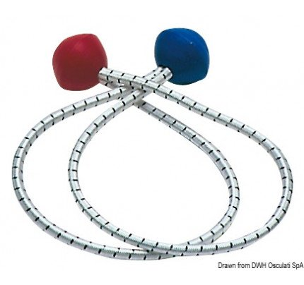 Osculati-PCG_4130-Bungee sail tie with plastic ball ends-20