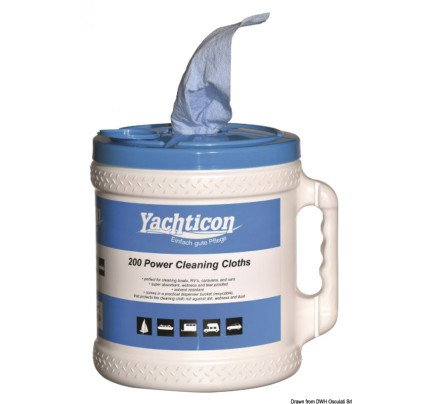 Yachticon-65.272.01-YACHTICON cleaning cloth dispenser 200 pcs.-20