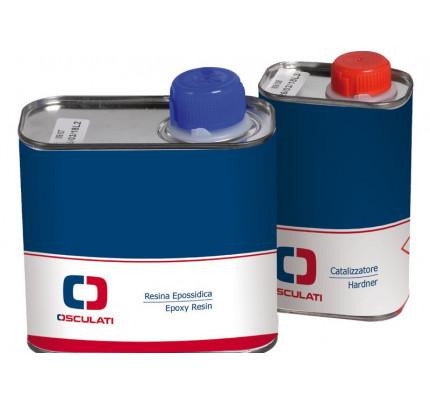 Osculati-65.520.16-Epoxy resin 500 gr + hardener 250 gr-2