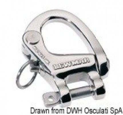 Lewmar-PCG_4494-LEWMAR Synchro quick-release snap shackle-20