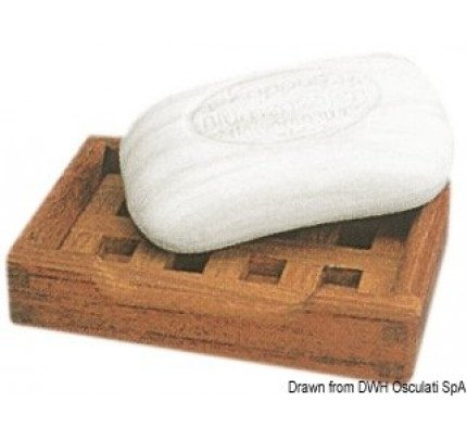 ARC-71.602.08-Teak soap dish 120x80x25 mm-20