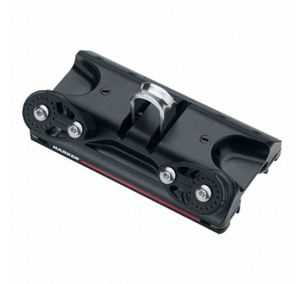 Harken-HKT2721B.HL-27 mm High-Load Car Shackle, 2:1 Carrello alti carichi/grillo/ESP paranco 2:1-20