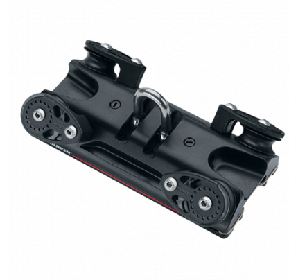 Harken-HKT3241B.HL-32 mm High-Load Car Forged Shackle, 4:1 Carrello alti carichi/grillo/ESP paranco 4:1-20