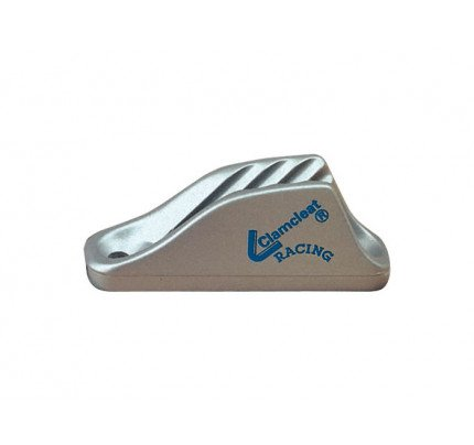 ClamCleat-CL254-Verticale aperto medio in alluminio per cime 4-8 mm-20