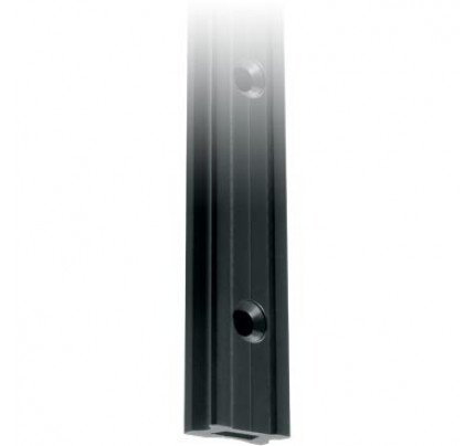Ronstan-RC1429-0.6-Series 42 Mast Track Gate, Black, 650mm M10 CSK fastener holes. Pitch=100mm-20
